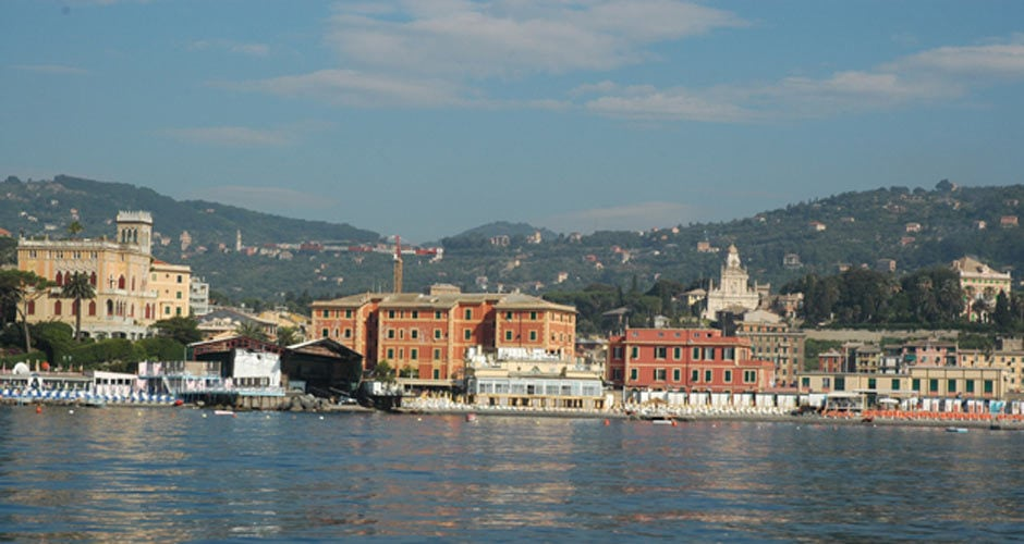 Santa Margherita Ligure Italy  City pictures : ... Hotel Continental Santa Margherita Ligure Liguria Italy